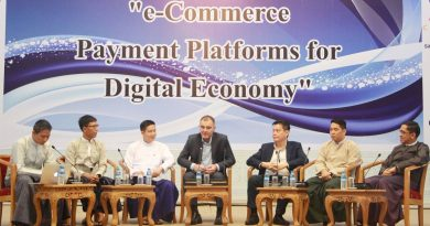 e-Commerce Payment Platform For Digital Economy ခေါင်းစဉ်ဖြင့်ဆွေးနွေးပွဲကျင်းပ
