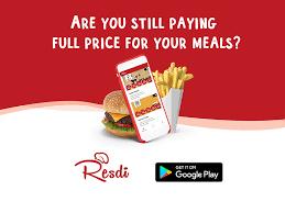 စားသောက်ဆိုင် Discount တွေကိုမပြတ်တမ်းရယူနိုင်မယ့် Resdi