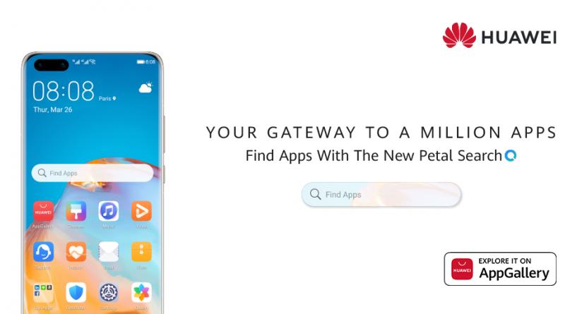 Apps များကိုရှာဖွေနိုင်မည့် Petal Search Widget – Find Apps ဝန်ဆောင်မှုသစ်ကို HUAWEI မှ မိတ်ဆက်