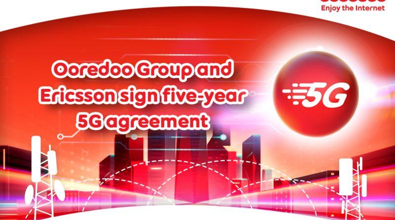 အူရီဒူးအုပ်စု နှင့် Ericssonတို့က ငါးနှစ်တာ မဟာဗျူဟာမြောက် 5G သဘောတူညီချက်ကို လက်မှတ်ရေးထိုး