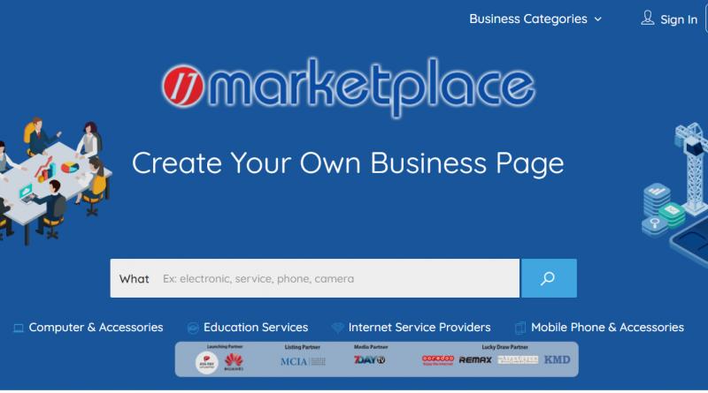 လုပ်ငန်းဝန်ဆောင်မှုများကို အချိန်နှင့်တစ်ပြေးညီ ကိုယ်တိုင်ပြင်ဆင်ဖော်ပြနိုင်မည့် Directory ပုံစံဝက်ဘ်ဆိုက် အသစ်ကို မိတ်ဆက်