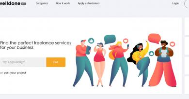 စီးပွားရေးလုပ်ငန်းများနဲ့ Freelancer များကို ချိတ်ဆက်ပေးမယ့် Freelance Platform တစ်ခုဖြစ်တဲ့ Welldone