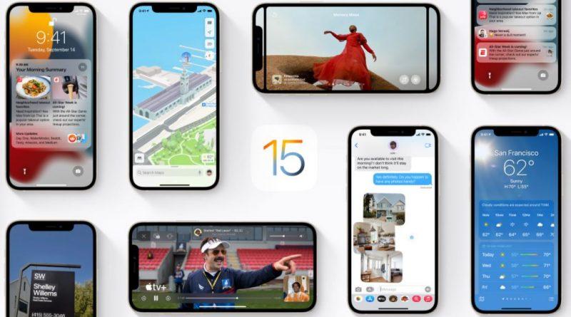 iOS 15 Update မှာပါဝင်တဲ့ အသုံးဝင်သော Feature များ