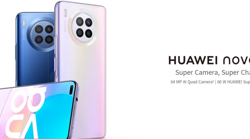 ဆန်းသစ်ထားတဲ့ NCVM craftmanship နည်းပညာနဲ့ ထုတ်လုပ်ထားတဲ့ Huawei nova 8i စမတ်ဖုန်း