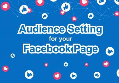 Facebook Page များအတွက် ကြော်ငြာချိန်နည်းများထဲမှ Demogrphics ချိန်နည်း