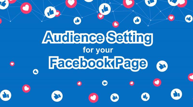 Facebook Page များအတွက် ကြော်ငြာချိန်နည်းများထဲမှ Demogrphics ချိန်နည်း Part 2